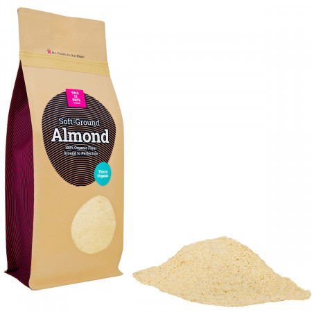 Soft-Ground Almond Flour