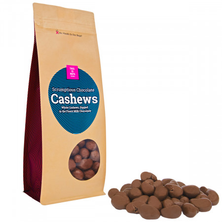 Scrumptious Chocolate Cashews