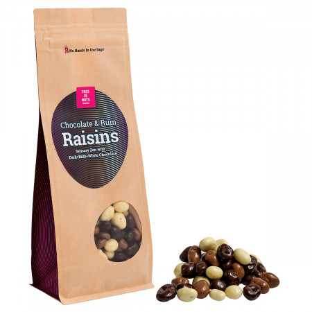 Chocolate & Rum Raisins