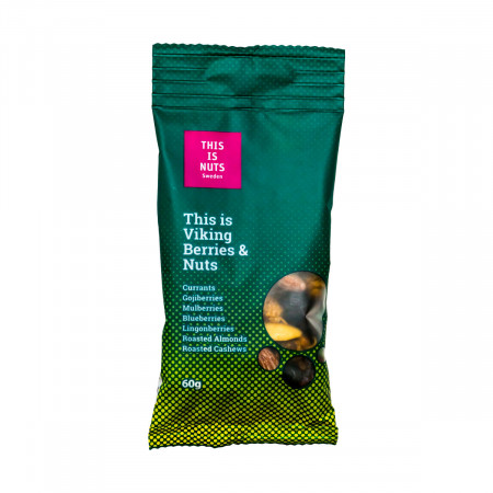 Viking Berries & Nuts - 60g